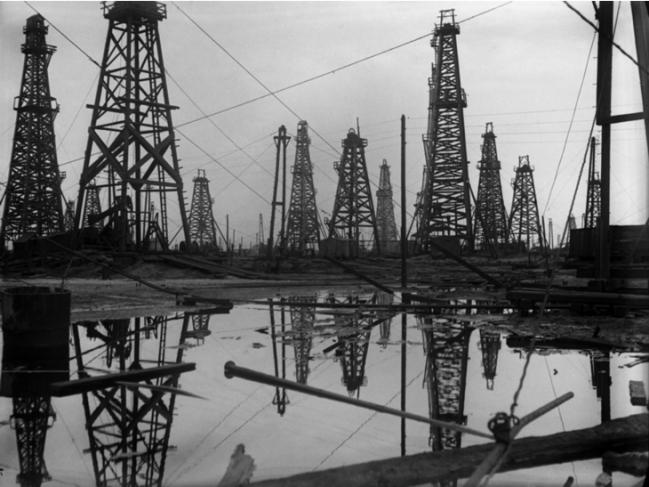 День нефтяника тост 98