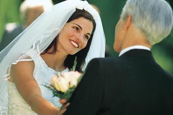 Дочери на свадьбу тосты 166