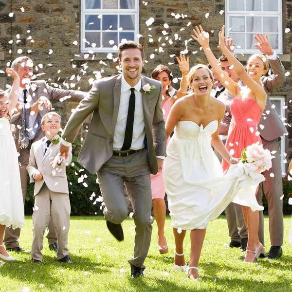 Идеи поздравления на свадьбу 146