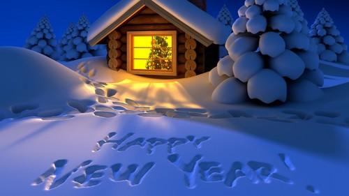 Короткие поздравления с новым годом 2016 9