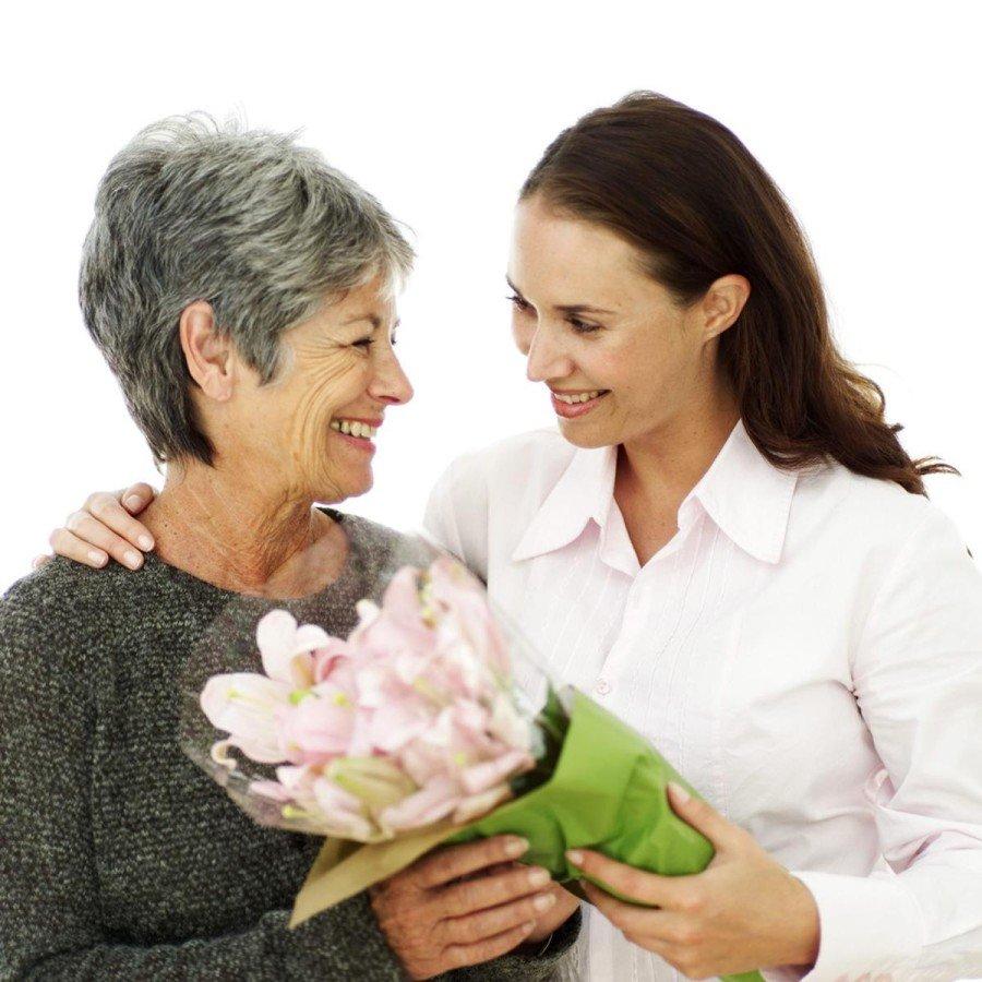 Красивое поздравление для мамы с днем матери 49