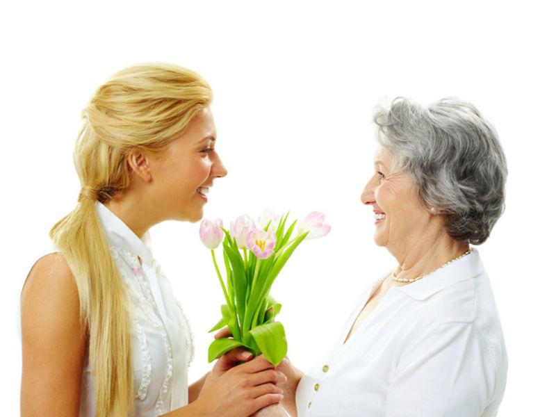 Красивое поздравление для мамы с днем матери 180