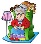 Красивые поздравления для бабушки с днем рождения 181