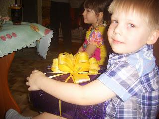 Мальчику 4 годика поздравление 189