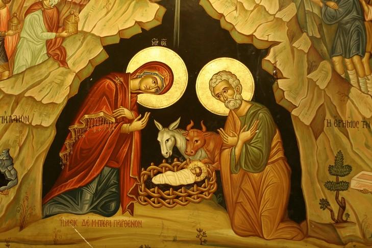 На рождество поздравление 157
