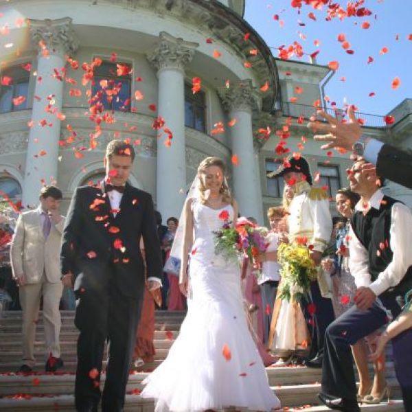 Необычные поздравления на свадьбу 15