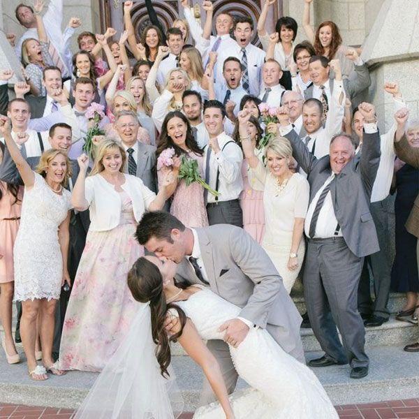 Необычные поздравления на свадьбу 45