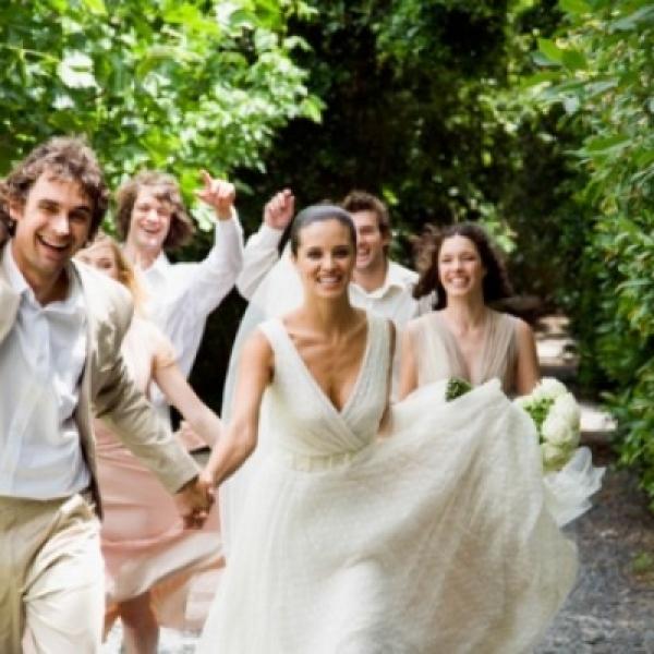 Необычные поздравления на свадьбу 126