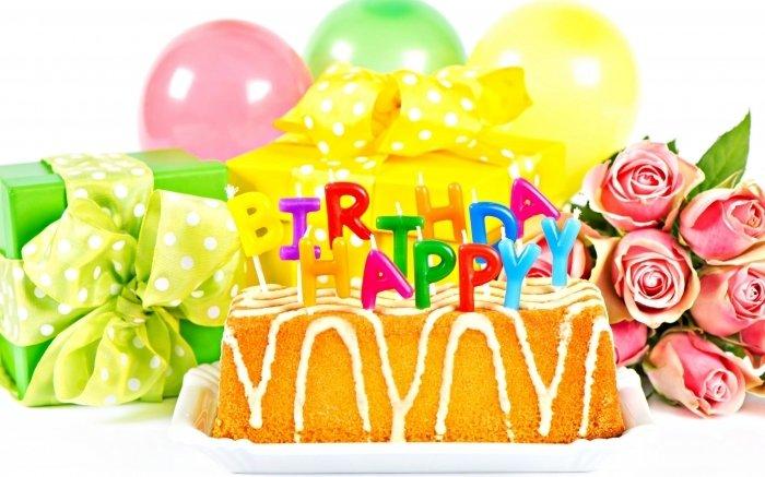 Очень красивые поздравления с днем рождения 136