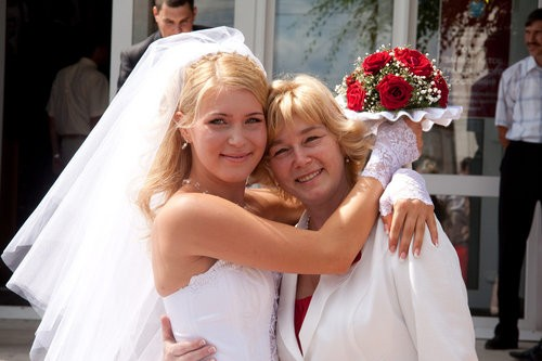 От мамы поздравления в день свадьбы сыну 145