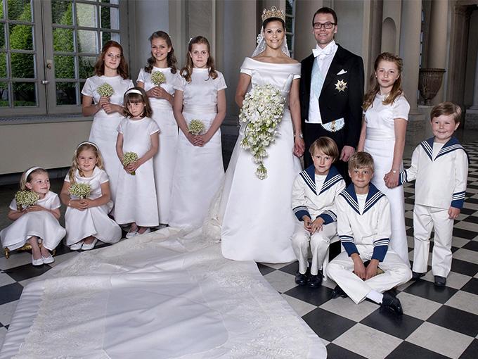 Поздравление детей на свадьбе 138