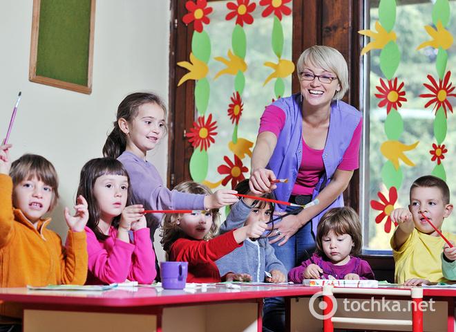 Поздравление детей с днем воспитателя 195