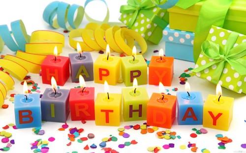 Поздравление для девочки с днем рождения короткое 9