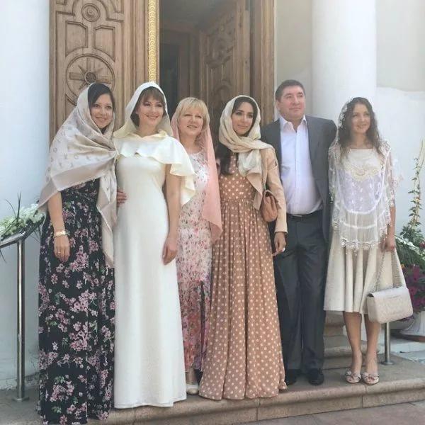 Поздравление крестницы на свадьбу от крестной 1