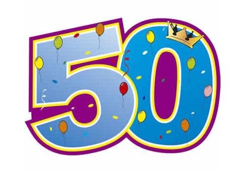 Поздравление мужчине с 50 летием проза 9