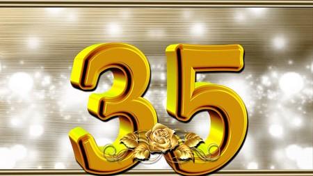 Поздравление мужчине с юбилеем 35 лет 124