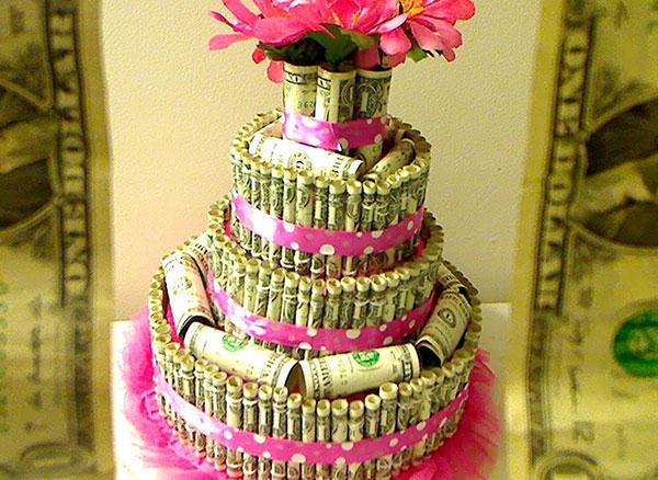 Поздравление на свадьбу прикольные с вручением подарков 124