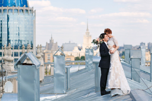 Поздравление на свадьбу своими словами коротко и просто 18