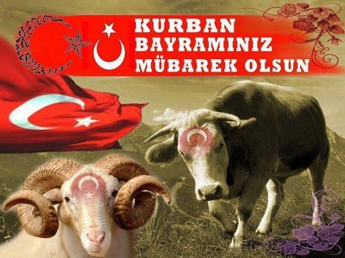 Поздравление на турецком языке с курбан байрамом 99