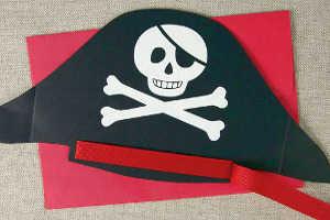 Поздравление от пиратов 98
