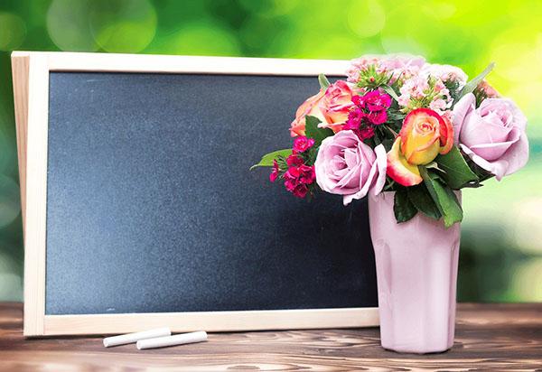 Поздравление от родителей первой учительнице 31