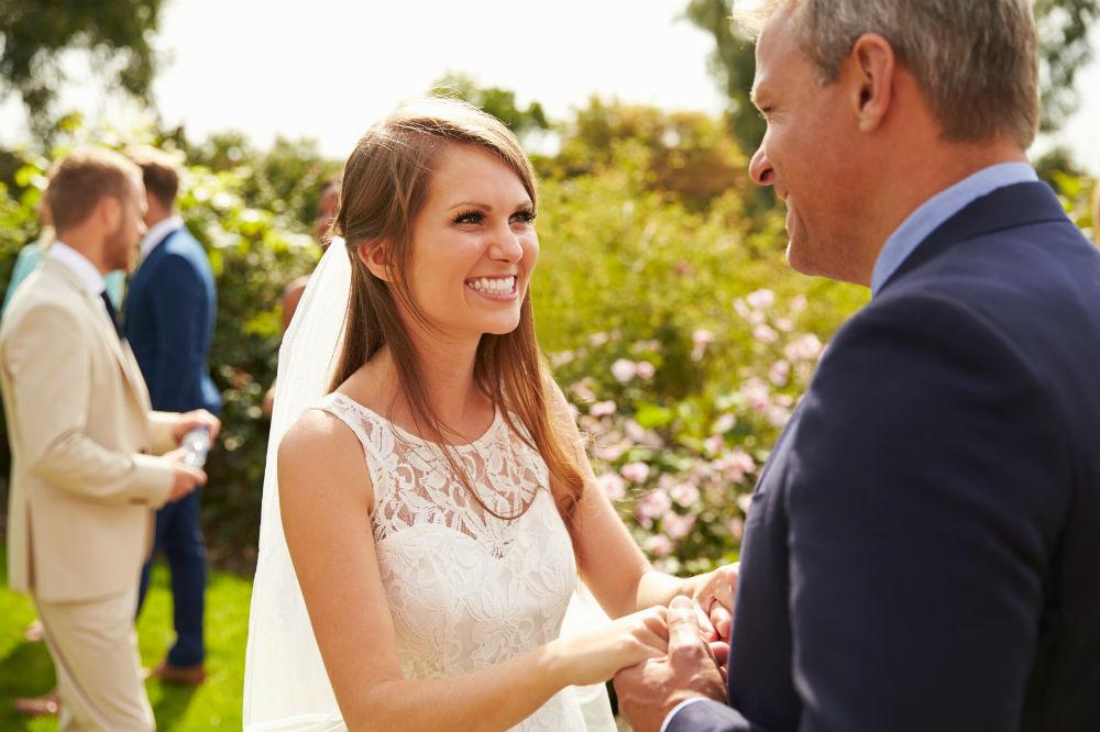 Поздравление родителям невесты с днем свадьбы 126