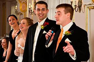 Поздравление с днем свадьба своими словами 151