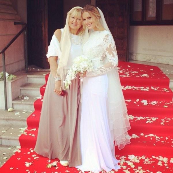 Поздравление с днем свадьбы от мамы невесты 3