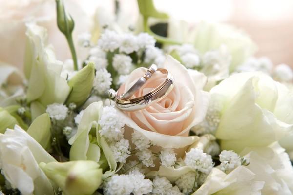 Поздравление с днем свадьбы в стихах красивые 14