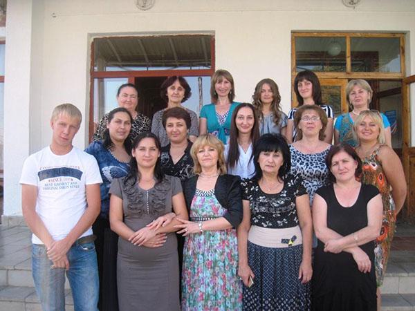 Поздравление учителю начальных классов от учеников на день учителя 32