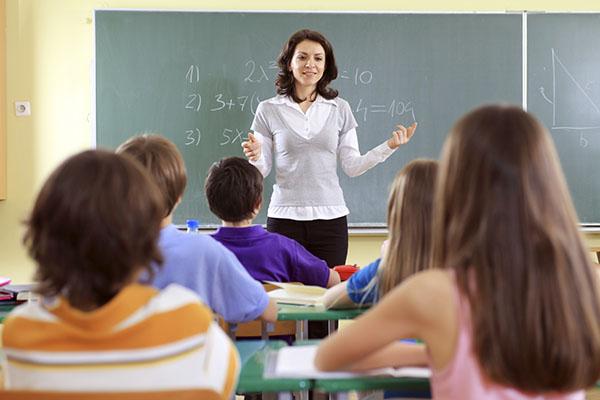 Поздравление учителю начальных классов от учеников на день учителя 3