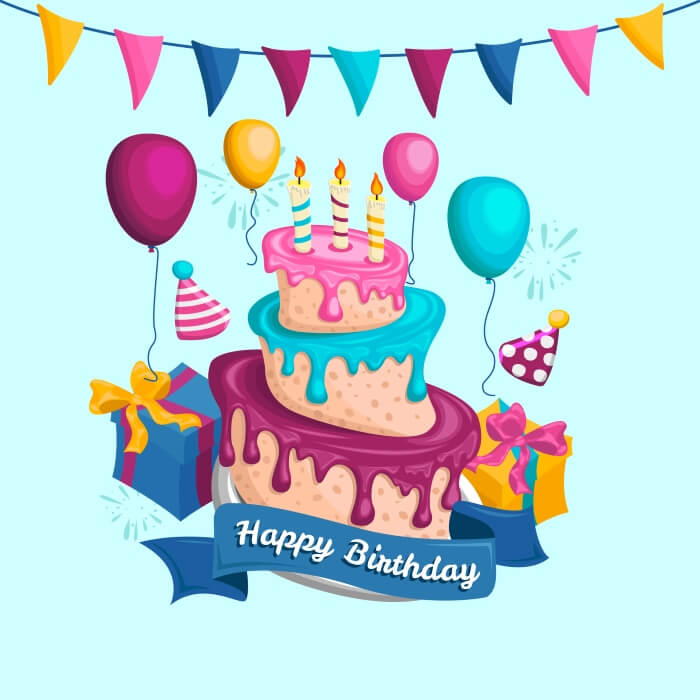 Поздравление в прозе с днем рождения веселое 60