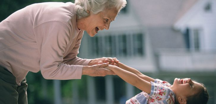 Поздравление внучки от бабушки с годиком 73