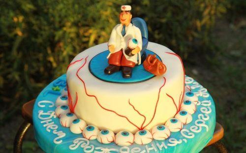 Поздравление врачу мужчине с днем рождения 162