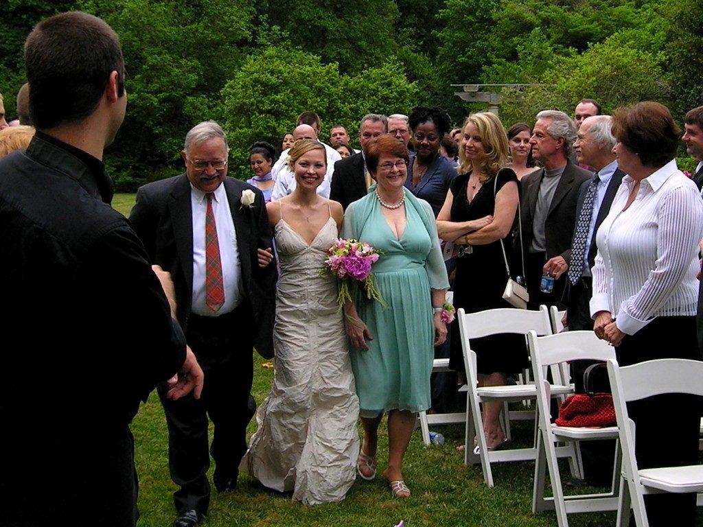 Поздравление жениха и невесты от родителей 189