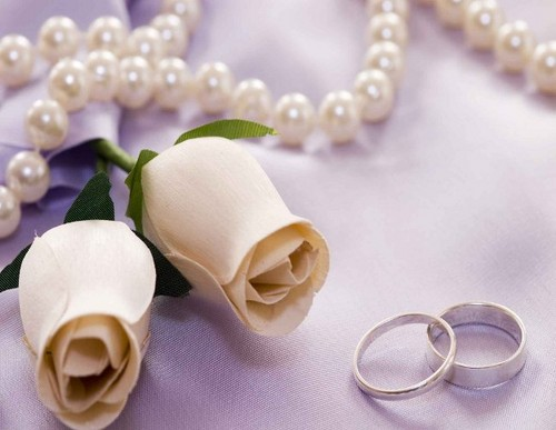 Поздравление жениха и невесты от родителей 196