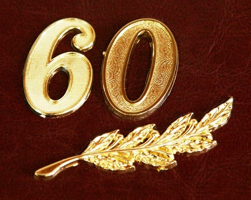 Поздравление женщин за 60 с днем рождения в прозе 178