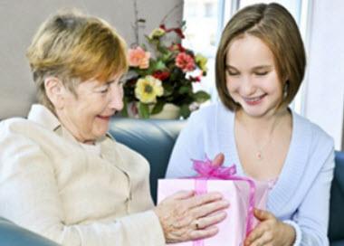 Поздравления для бабушки от внуков 38