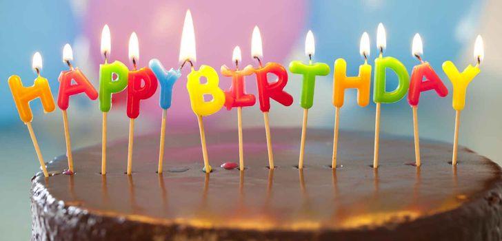 Поздравления креативные на день рождения 143