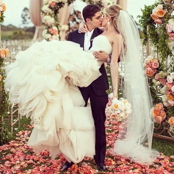 Поздравления крестной на свадьбу 130