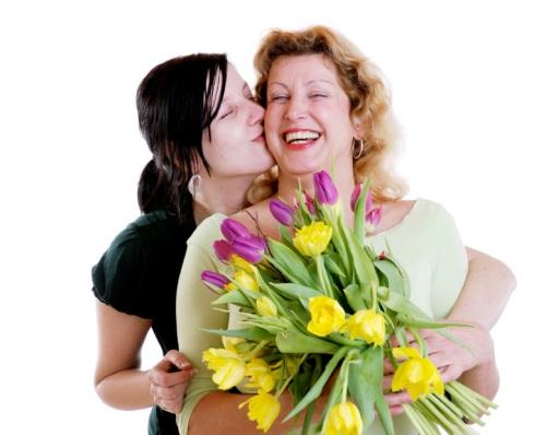 Поздравления маме с 55 летием 71