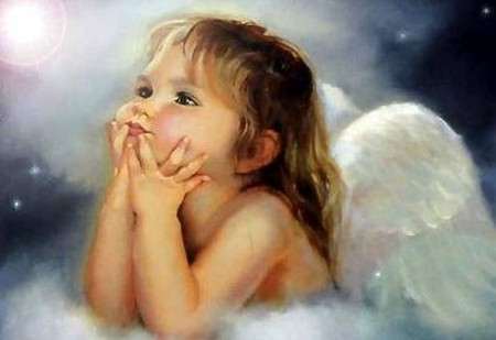 Поздравления мамы с днем ангела 108