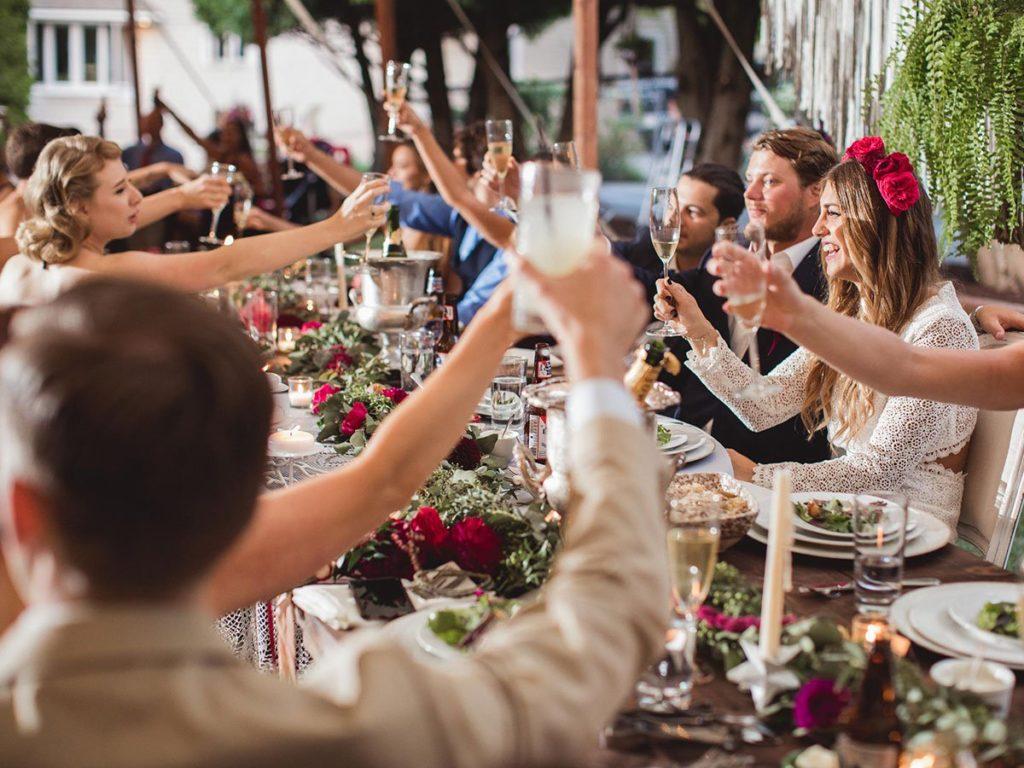 Поздравления молодым на свадьбу стихи 183