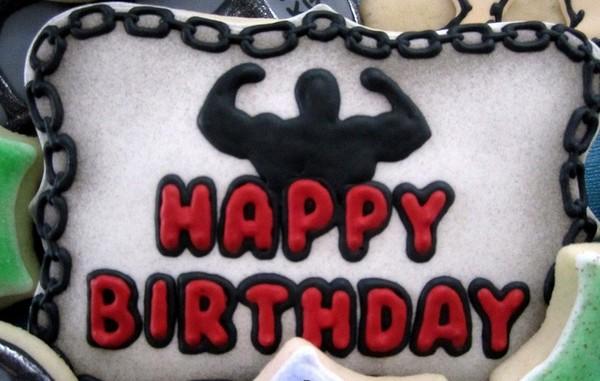 Поздравления мужчине с днем рождения кратко 195