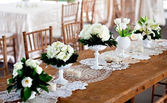 Поздравления на свадьбу кружевную 13
