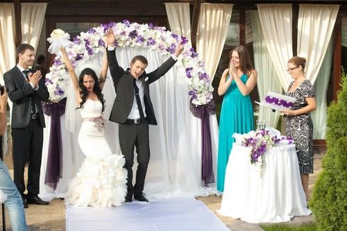 Поздравления на свадьбу от брата своими словами 108