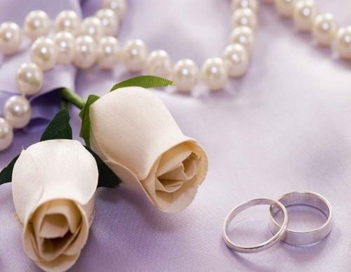 Поздравления на свадьбу от родителей своими словами 111