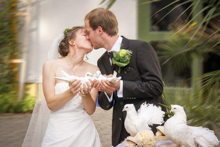 Поздравления на свадьбу от родителей жениха своими словами 162