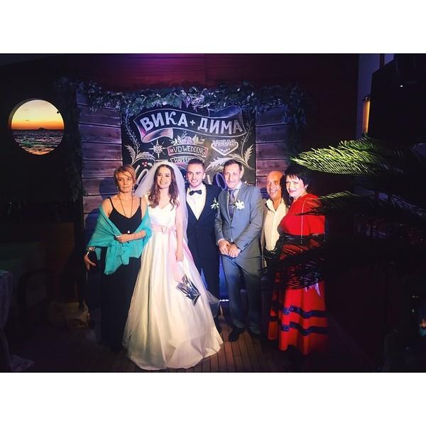 Поздравления на свадьбу от родственников 179