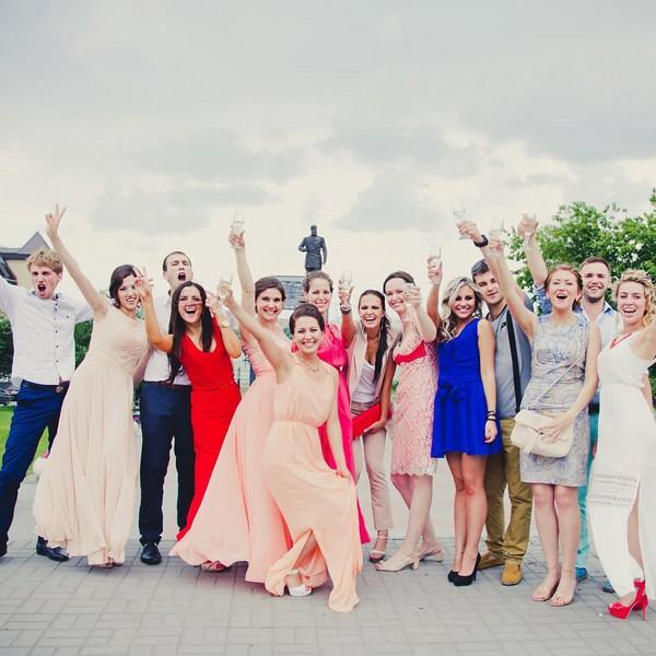 Поздравления на свадьбу от свидетелей 161